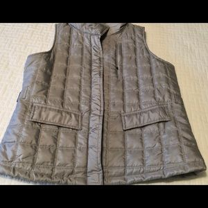 Norm Thompson Jackets & Coats - Fleece Reversible Jacket with Vest Size M